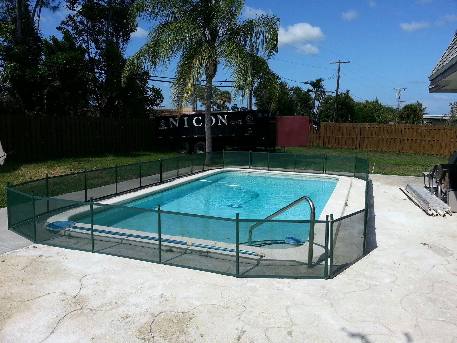 Pet Fence Diy 24 Quot X 12 Do It Yourself Pool Safety